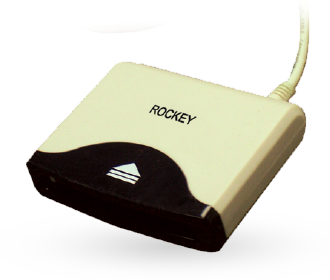 Rockey 200 Smartcard reader
